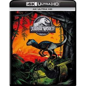 【4K ULTRA HD】 ジュラシック・ワールド 5ムービー 4K UHD コレクション(4K ULTRA HD)
