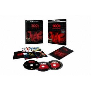 <4K ULTRA HD> 2001年宇宙の旅 日本語吹替音声追加収録版(4K ULTRA HD+HDデジタル・リマスターブルーレイ)