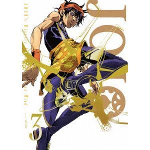 <DVD> ジョジョの奇妙な冒険 黄金の風 Vol.3(初回仕様版)