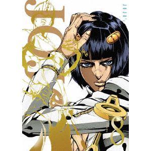 【DVD】ジョジョの奇妙な冒険 黄金の風 Vol.8(初回仕様版)