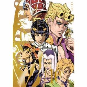 【発売日翌日以降お届け】<DVD> ジョジョの奇妙な冒険 黄金の風 Vol.10(初回仕様版)