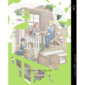 【発売日翌日以降お届け】<BLU-R> ソードアート・オンライン アリシゼーション 3(完全生産限定版)