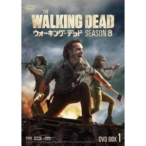 【DVD】 ウォーキング・デッド シーズン8 DVD-BOX 1
