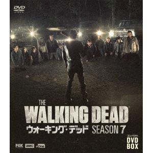 【DVD】 ウォーキング・デッド コンパクト DVD-BOX シーズン7