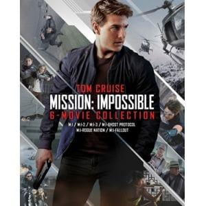 <DVD> ミッション:インポッシブル 6ムービーDVDコレクション