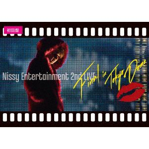 <DVD> Nissy(西島隆弘) / Nissy Entertainment 2nd Live -FINAL- in TOKYO DOME