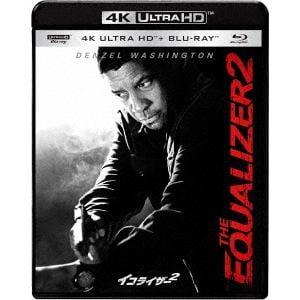【発売日翌日以降お届け】<4K ULTRA HD> イコライザー2(4K ULTRA HD+ブルーレイ)