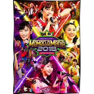 <DVD> ももいろクローバーZ / MomocloMania2018-Road to 2020-LIVE