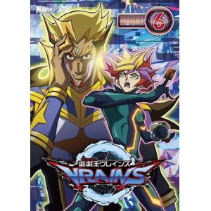 【DVD】遊☆戯☆王VRAINS DUEL-6