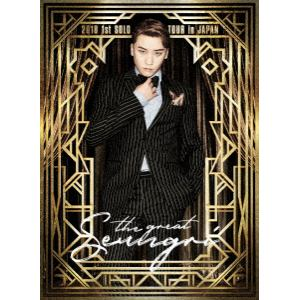 <DVD> V.I(from BIGBANG) / SEUNGRI 2018 1ST SOLO TOUR [THE GREAT SEUNGRI] IN JAPAN(初回生産限定盤)