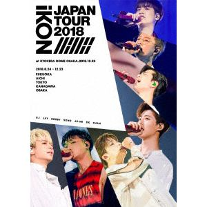 <BLU-R> iKON / iKON JAPAN TOUR 2018