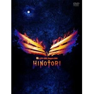 <DVD> B'z / B'z LIVE-GYM Pleasure 2018 -HINOTORI-
