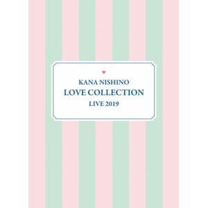 【発売日翌日以降お届け】<BLU-R> 西野カナ / Kana Nishino Love Collection Live 2019(完全生産限定盤)