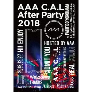 <BLU-R> AAA / AAA C.A.L After Party 2018