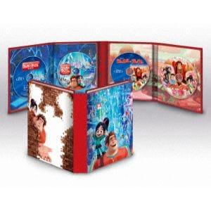 【BLU-R】 シュガー・ラッシュ:2ムービー・コレクション ブルーレイ+DVDセット