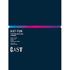 <BLU-R> KAT-TUN / KAT-TUN LIVE TOUR 2018 CAST(完全生産限定盤)