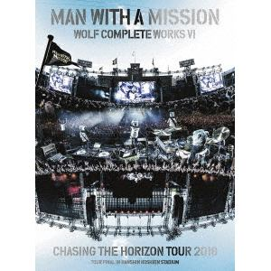 <DVD> MAN WITH A MISSION / Wolf Complete Works Ⅵ ~Chasing the Horizon Tour 2018 Tour Final in Hanshin Koshien Stadium~(初回生産限定盤)