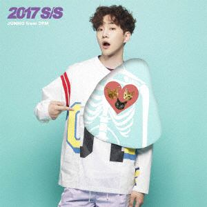 <CD> JUNHO(From 2PM) / 2017 S/S リパッケージ盤(完全生産限定盤)(2DVD付)