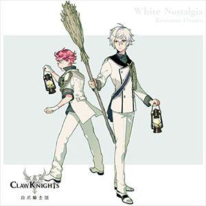 <CD> Claw Knights / White Nostalgia(初回限定盤A)