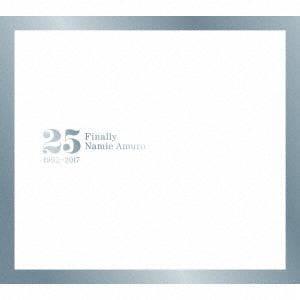 【CD】安室奈美恵 / Finally(Blu-ray Disc付)