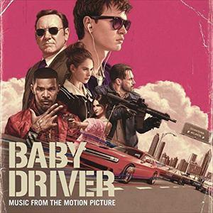 <CD> 「ベイビー・ドライバー」オリジナル・サウンドトラック