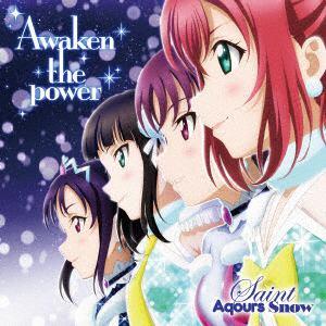 <CD> Saint Aqours Snow / TVアニメ『ラブライブ!サンシャイン!!』2期挿入歌「Awaken the power」