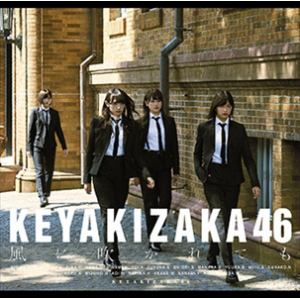 <CD> 欅坂46 / 風に吹かれても(TYPE-D)(DVD付)