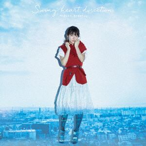 <CD> 小松未可子 / Swing heart direction(初回限定盤)(DVD付)
