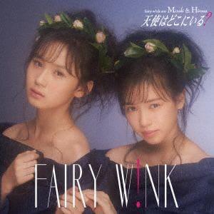 <CD> fairy w!nk / 天使はどこにいる?(Type A)(DVD付)