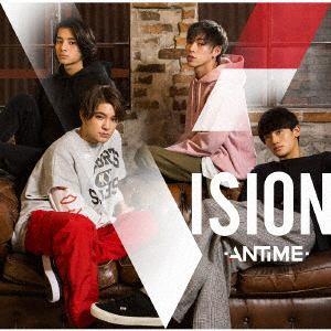 <CD> ANTIME / VISION(初回限定盤)(DVD付)
