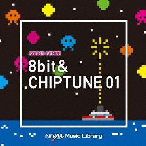 <CD> NTVM Music Library サウンドジャンル編 8bit&チップチューン01