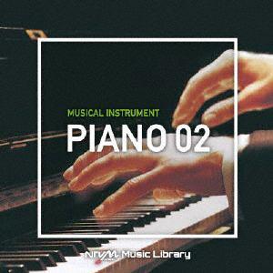 <CD> NTVM Music Library 楽器編 ピアノ02