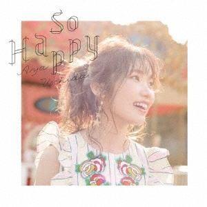 <CD> 内田彩 / So Happy(初回限定盤)(DVD付)
