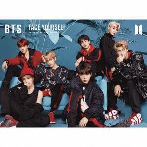 <CD> BTS(防弾少年団) / FACE YOURSELF(初回限定盤A)(Blu-ray Disc付)