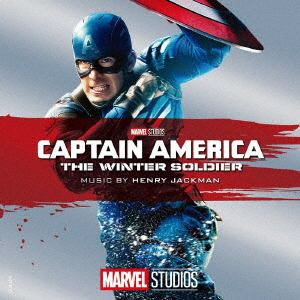 <CD> キャプテン・アメリカ:ウィンター・ソルジャー
