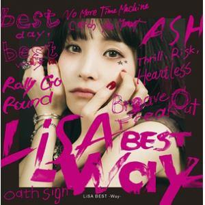 <CD> LiSA / LiSA BEST -Way-(初回生産限定盤)(DVD付)