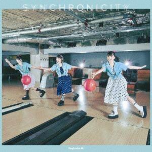 【発売日翌日以降お届け】<CD> 乃木坂46 / シンクロニシティ(TYPE-C)(DVD付)