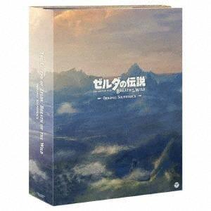 <CD> ゼルダの伝説 ブレス オブ ザ ワイルド オリジナルサウンドトラック(通常盤)