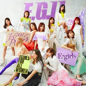 <CD> E-girls / E.G.11(DVD付)