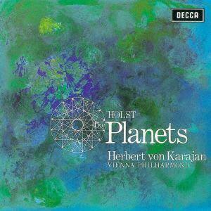 <CD> カラヤン / ホルスト:組曲《惑星》