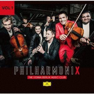 <CD> フィルハーモニクス / フィルハーモニクス VOL1 ボヘミアン・ラプソディ~イングリッシュマン・イン・ニューヨーク
