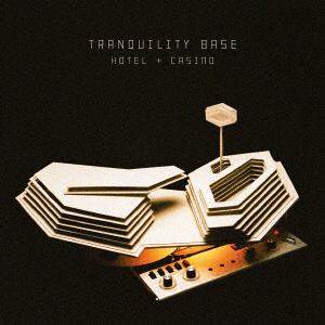 <CD> アークティック・モンキーズ / トランクイリティ・ベース・ホテル・アンド・カジノ