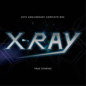 <CD> X-RAY / X-RAY 35th ANNIVERSARY COMPLETE~完全制覇(DVD付)