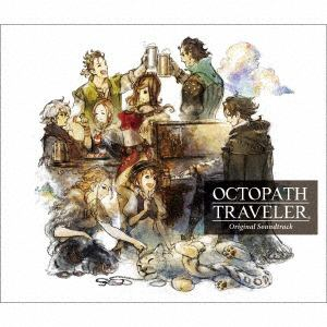 <CD> OCTOPATH TRAVELER Original Soundtrack