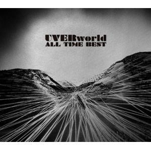 <CD> UVERworld / ALL TIME BEST(初回生産限定盤A)(Blu-ray Disc付)