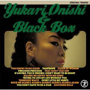 <CD> 大西ユカリ / BLACK BOX