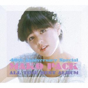 <CD> 石野真子 / MAKO PACK(40th Anniversary Special)~オールタイム・ベストアルバム(2DVD付)