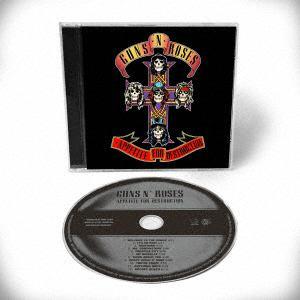 <CD> ガンズ・アンド・ローゼズ / アペタイト・フォー・ディストラクション(通常盤)