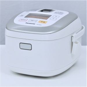 パナソニック SRHB103 IH炊飯器 リユース(中古)品  ホワイト