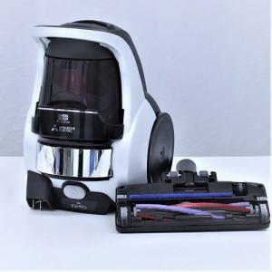 三菱 TCEXE8P サイクロン式クリーナー リユース(中古)品  ホワイト